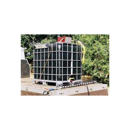 Skid Mounted 900L Basket Waterer - SCH W3200