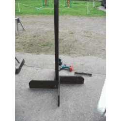 Show Jumps - FLAT PACK - PRACTICE STANDS (Pair)