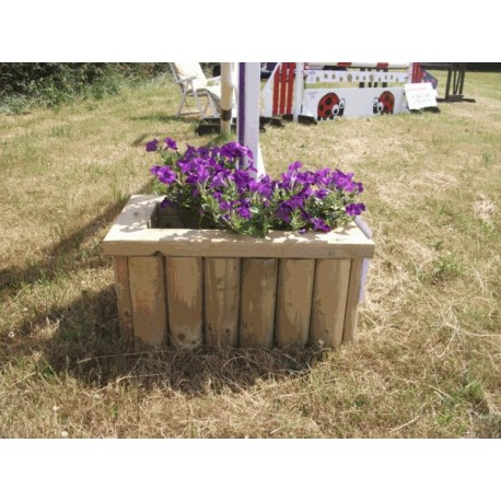 Show Jumps - Flower Trough