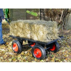 Four Wheel Turn TableTrolley -SCH FBT