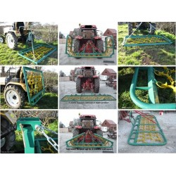 Grass Harrow Combination Land Leveller