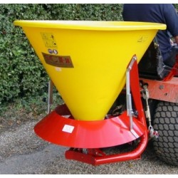 Powered Fertiliser Broadcaster - 250 litre -SCH PBS250