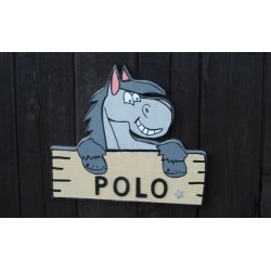 Horse Stable Plaques