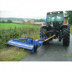 MUCS HEAVY DUTY MULTI-USE 4 IN 1 FULLY OFFSET FLAIL MOWER