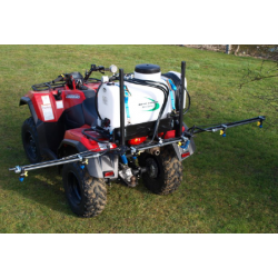 ATV Mounted Mini Spray 70 litres, 2.5m boom