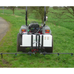 Tractor Mounted Mini -Spray 70/ 125 litre, 2.5m boom