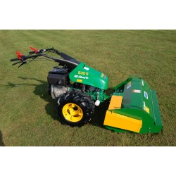 Motor Mower 530S Grifon EasyDrive with Honda 11HP Petrol Engine and Standard Wheels
