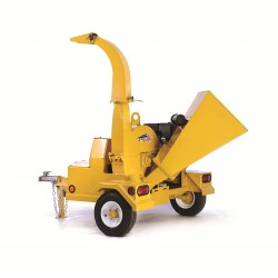 Trailered Chippers - 13HP Engine