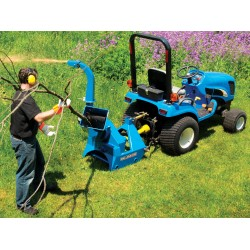 """Tractor Mounted Wood Chipper 3"""""""