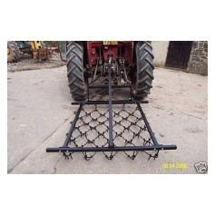 13mm Standard 5' Deep- 3 Way Mounted Harrows