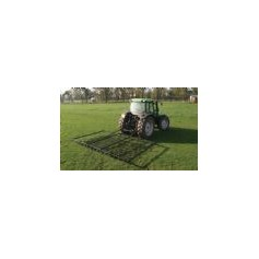 "13mm Double Length 7'6"" Professional Range- Fixed Mounted Harrows"