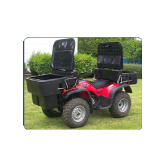 Quad ATV Equipment and Boxes