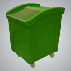 Plastic Feed/Storage Bins