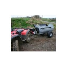 QUAD ATV Muck Spreading Range
