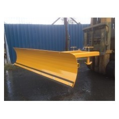 Fork Lift Snow Plough Blades