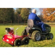 Powered Scarifying Rakes