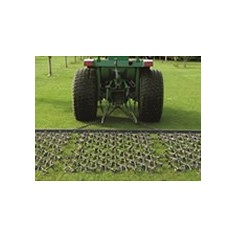 "11mm Double Length 7'6"" Professional Range 3 Way Harrows"