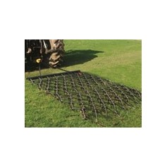 Fixed Folding Trailed Harrows