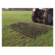 Chain & Spike Trailed Harrows