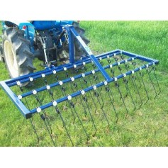 Spring Tine and Pin Harrows