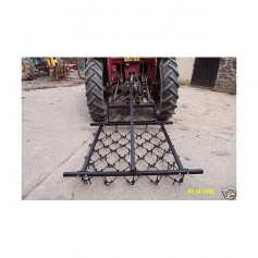 "11mm Double Length 7'6"" Professional Range- 3 Way Mounted Harrows"