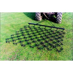 "11mm Double Length 7'6"" Professional Range Trailed Harrows"