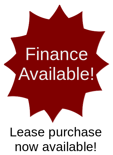 Finance Now Available